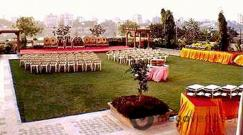Regal with Lawns at Sarovar Portico