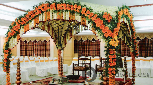 Wedding Venue at Inder Residency