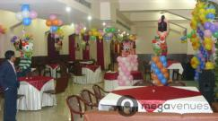 Birthday Party at Hotel Maiden Residency