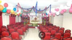 Banquet Hall at Hotel NRS Sakithiyan (1)