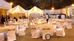 Reception At Garden Court Open Air Venue in Pune