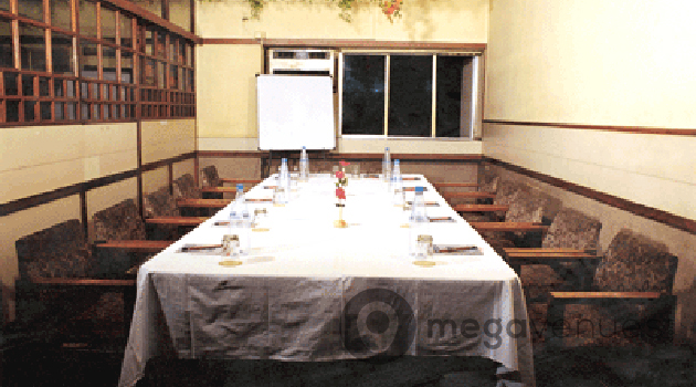 Raviraj Hotel - Meeting Room