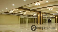 Banquet Hall at Platinum Residency 3