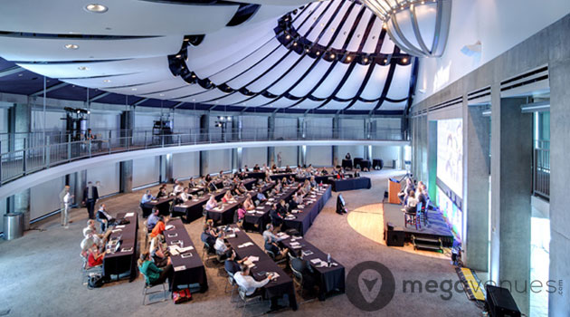 Conference-Hall-at-Skirball-Cultural-Center