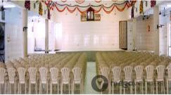 Banquet Hall at Shree Thiagarajan Mahal