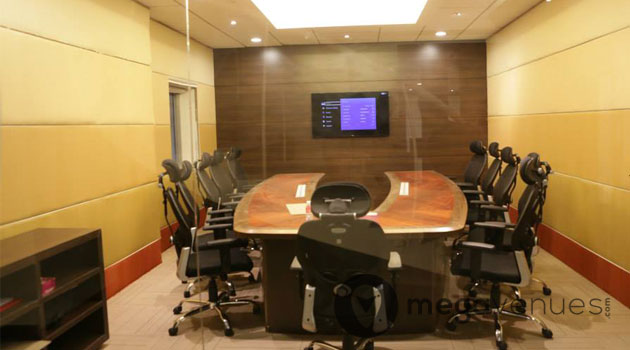 Meeting Room at 40 Heights