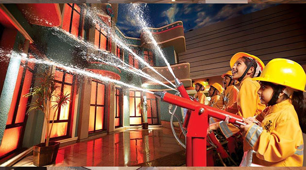 Fire-Fighting-Activity-Zone