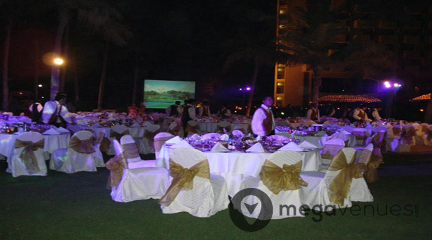 Weddings at Jebel Ali Hotel