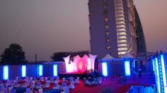 Weding Venue - Ruby Lawn at Sayaji Hotel