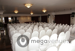 Engagement at West End Hotel