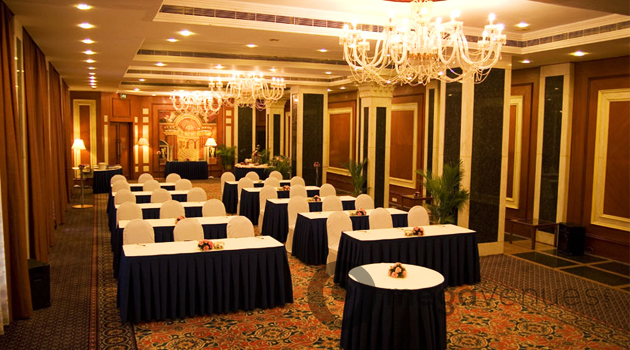 Function Hall in Le Meridien