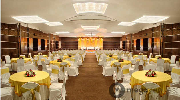 The Crystal Ballroom At Ramada Powai Hotel And Convention Centre