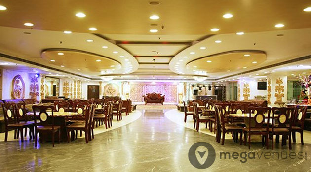 Reception At Pearl Grand Banquets
