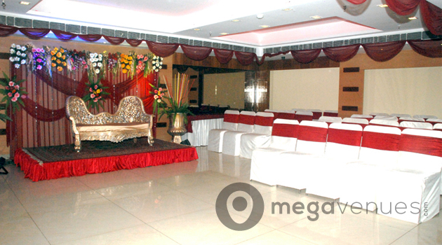 Reception at Hotel Vaishali Inn