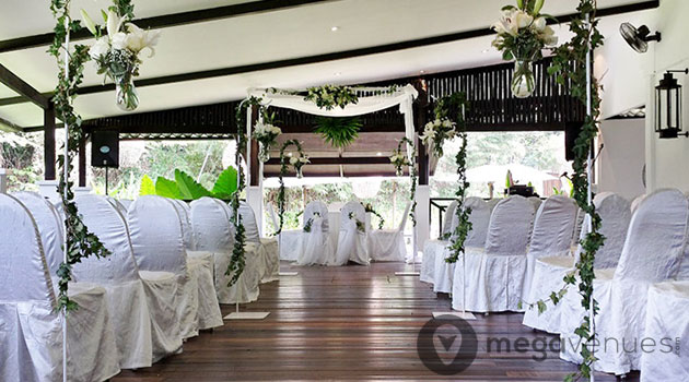 Weddings at Tamarind Hill Restaurant
