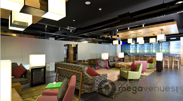 Remix Lounge - Aloft Chennai