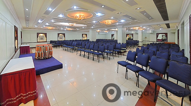 Nizam Multi Purpose Hall - Hotel Aadithya