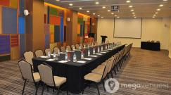 Conference Room at Crowne Plaza