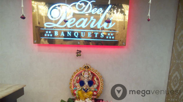 Exhibition At Dee Pearl Banquets