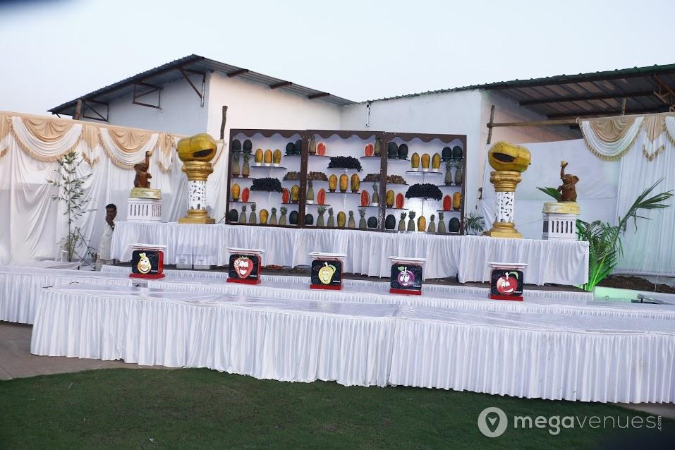Party at Mahalakshmi Lawns