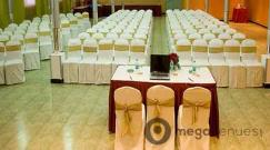 Cubbon Hall-Hotel Ramanashree