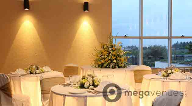 Pre Function Area-MLR Convention Centre Whitefield