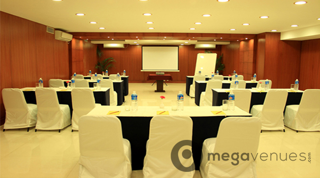 Conference Hall in Bangalore at Sterling Suites