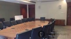 Meeting Room at Gem Banquets