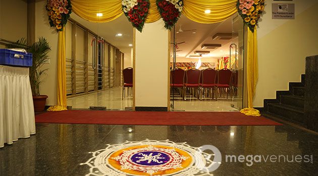 Mehendi At Mantraa Banquet Hall