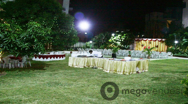 Weddings at Zaika Gardens