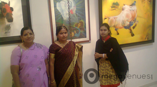 Art Gallery in Baner, Pune - Meenaxi Art Gallery