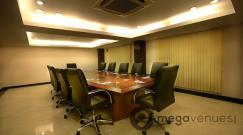 Board Room in Seshadripuram, Bangalore - The Citrine Hotel (1)